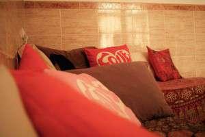 living room Malaga