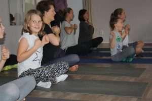 Clase de Yoga para Niños