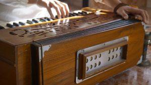 Unterricht Harmonium