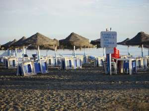 El Palo's Beach