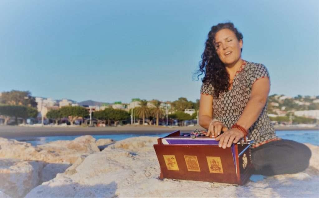 Mantra Singen mit Alice Radha