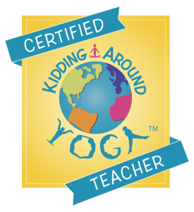 Kidding Around Yoga Teacher Zertifikat