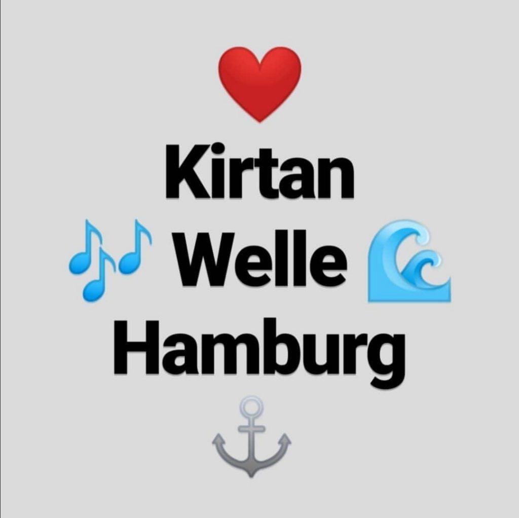 Kirtan Welle Hamburg Logo