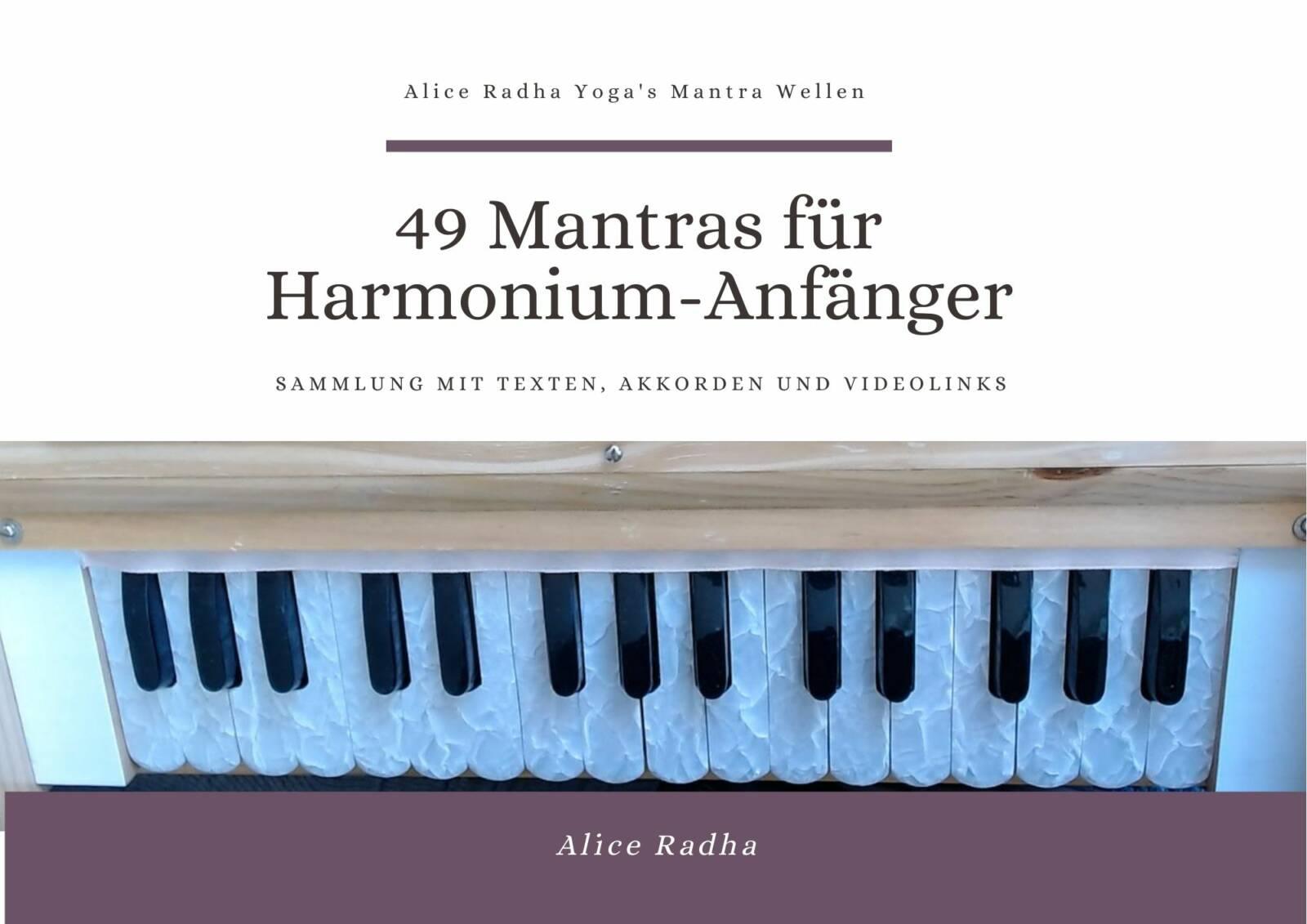 eBook 49 Mantra Harmonium Akkorde