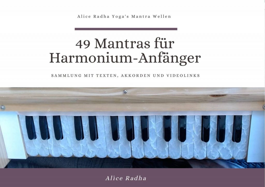 eBook 49 Mantras für Harmonium-Anfänger